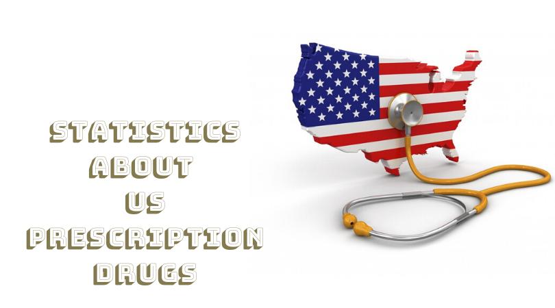 Statistics about US Prescription Drugs